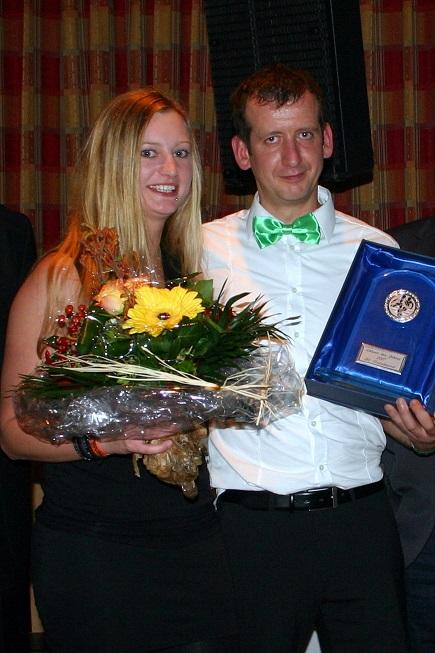 Andre Künnen mit Nadine Decke